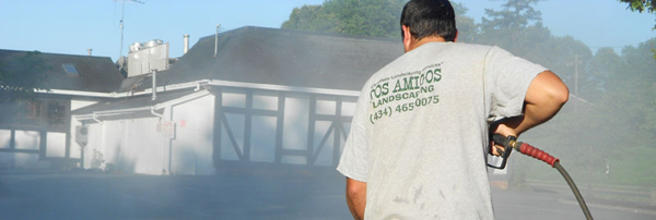 Power Washing Charlottesville